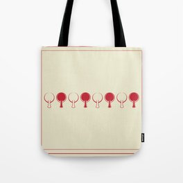 All In A Line Tote Bag