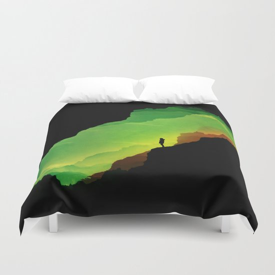 Toxic ISOLATION Duvet Cover