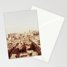 Bernal Heights Stationery Cards