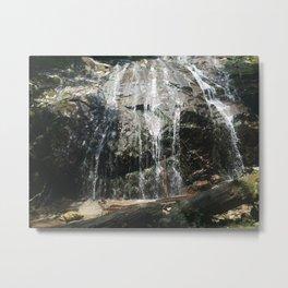 Waterfall 1 Metal Print