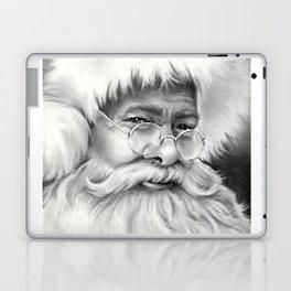 father christmas Laptop & iPad Skin