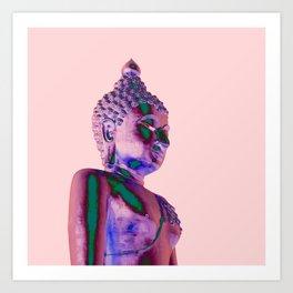 Bodhgaya #society6 #decor #buyart Art Print