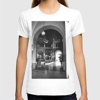 prague T-shirts featuring Prague Station by MereMades