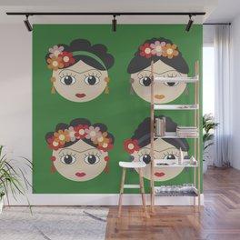 Fridas Wall Mural