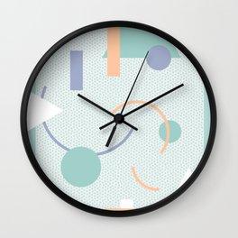 Geometric Calendar - Day 14 Wall Clock
