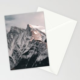 Millenial Mountains Stationery Cards