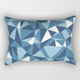Ab Blues Rectangular Pillow