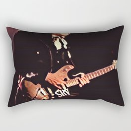 Stevie Ray Vaughan - Graphic 3 Rectangular Pillow