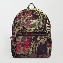 Art street, Napoli 4 Backpack