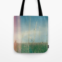 Her Heart Was a Wide Open Landscape Tote Bag