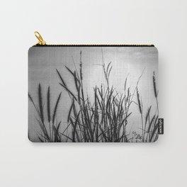 Pampas grass sunset Carry-All Pouch