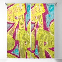 Graffiti 05 Blackout Curtain