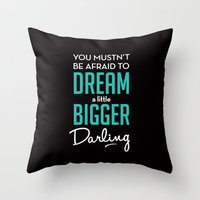 inception Throw Pillows featuring Inception by mydeardear