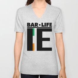 Ireland Bar•Life Unisex V-Neck