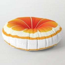 Blood Orange Floor Pillow