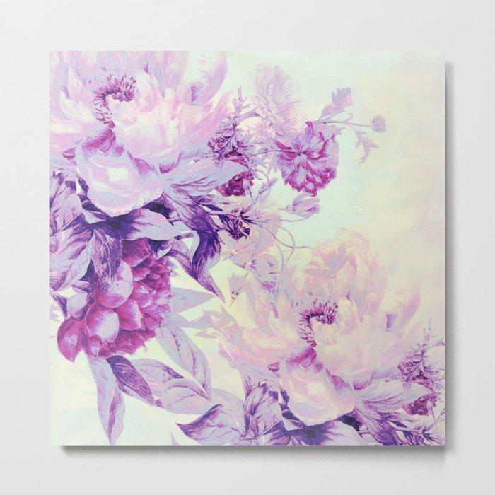 pastel bouquet Metal Print