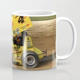 Kasey on the gas Coffee Mug