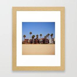 California Summer Framed Art Print
