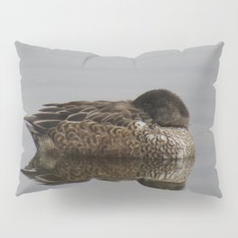 Beautiful duck at John Heinz Wildlife Refuge Philadelphia Pillow Sham