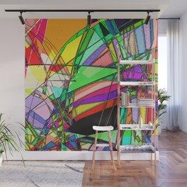 Hoist The Colours Wall Mural