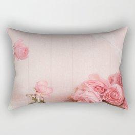 Roselight Rectangular Pillow