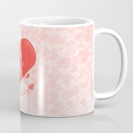 Valentine's Day heart Coffee Mug