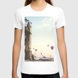 The Tower in Laguna Beach California T-shirt