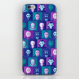 Classic Spooks iPhone Skin