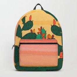 Opuntia ficus Backpack