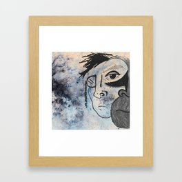 Czar Dust Framed Art Print