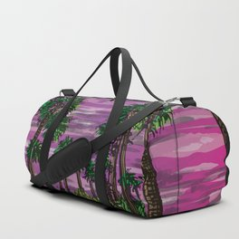 SoCal sunset II Duffle Bag