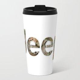 jeep camo Travel Mug