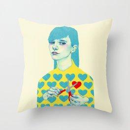 Create I Throw Pillow