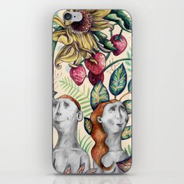 And Eve iPhone Skin