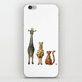 Be Wildly Different iPhone Skin