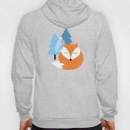 Sweet dreams with fox Hoody