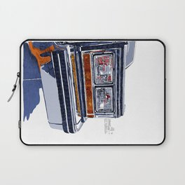 Hit the road Laptop Sleeve