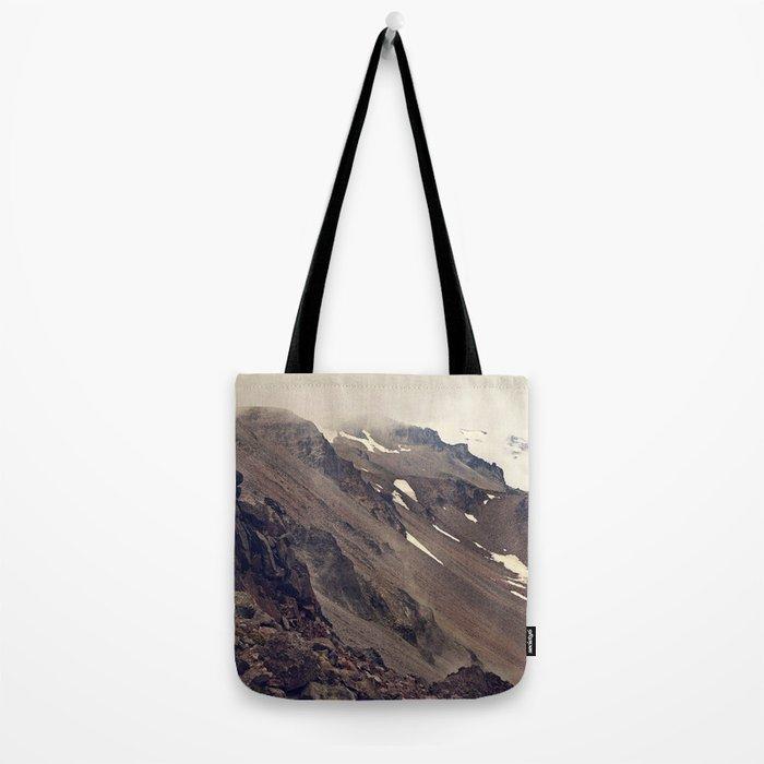 Rocky Mountain Hike Tote Bag
