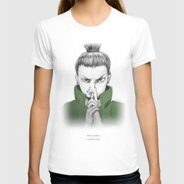 Shikamaru Nara - what a drag T-shirt