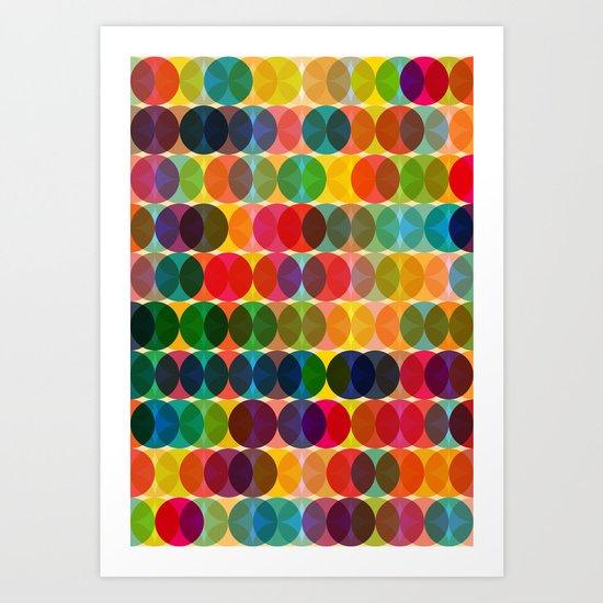 Sercuelar Art Print