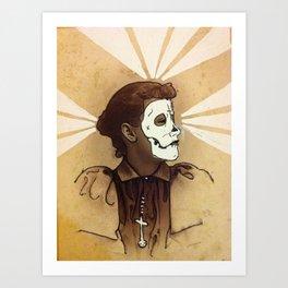 HELAINA Art Print