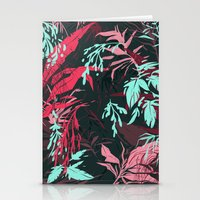 jungle Stationery Cards featuring Jungle by theroyalbubblemaker