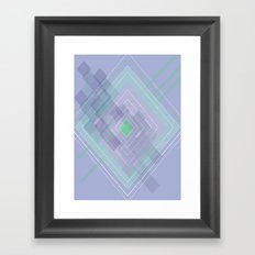 Geometrics 2 Framed Art Print