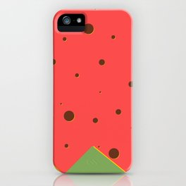 Don't worry be happi iPhone Case