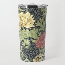 William Morris Chrysanthemum Travel Mug