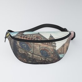 Roman Catholic Cathedral Notre Dame of Strasbourg Fanny Pack