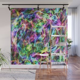 Trapped in Colour Wall Mural