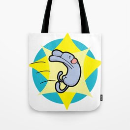 Sun's Out Buns Out! Jump For Joy! Tote Bag