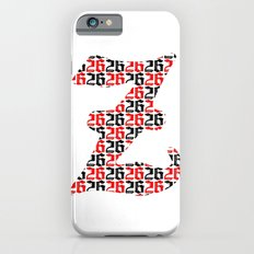 The 26th Letter Slim Case iPhone 6s