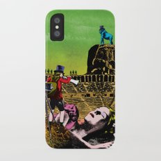 Never ending day iPhone X Slim Case